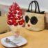 『洋菓子JUN』さん(福井県越前市)でイチゴたっぷり!インスタ映え間違いなし!フォトジェニックな絶品ストロベリーパフェ!※移転【KJグルメブログ】